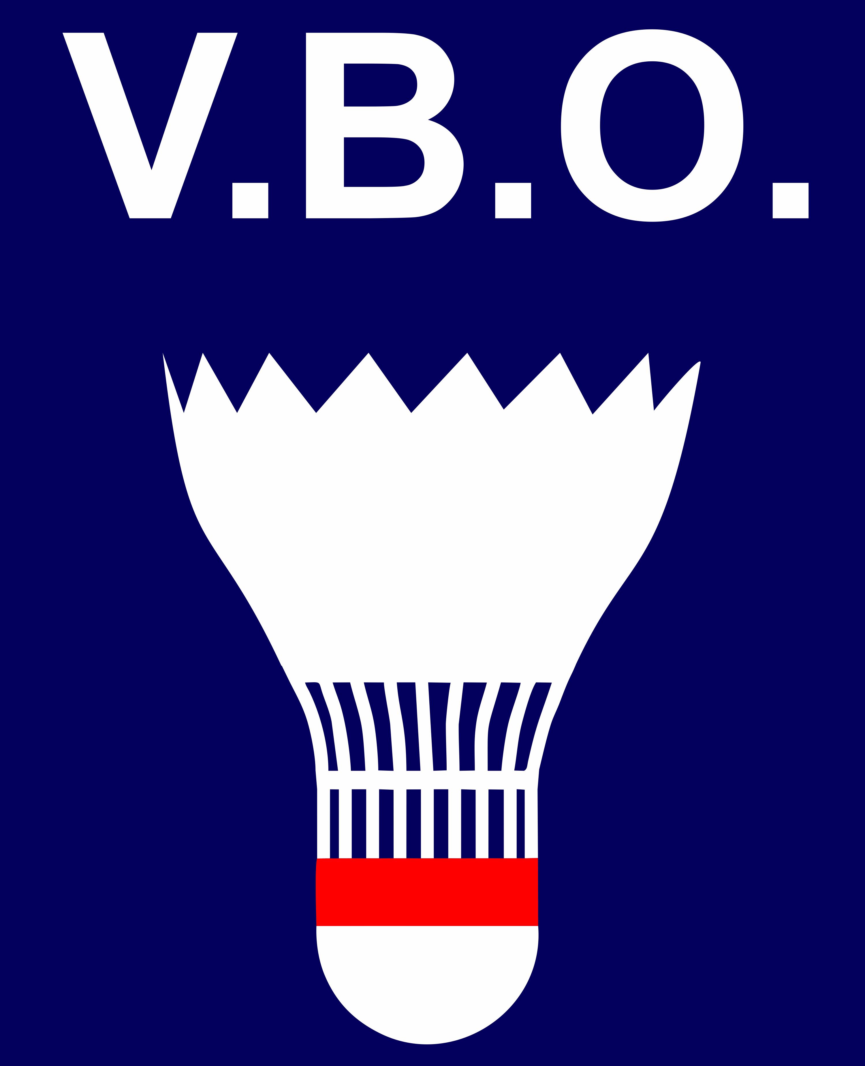 Logo Vereniging Badminton Oefenmeesters