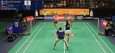Internationaal Top Badminton aan je voeten