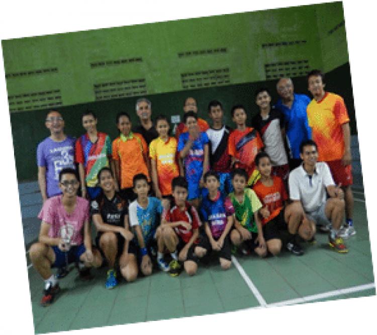 2e Unieke Indonesische badminton Trainers reis 2019