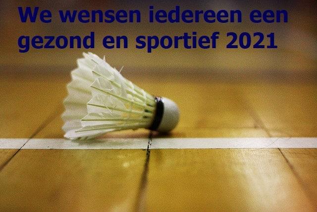 2021 is begonnen